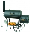 SMOKY FUN Euro Smoker